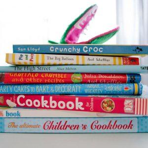 Toddler & Preschooler Workshop